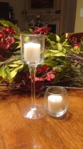 Candle Stemware