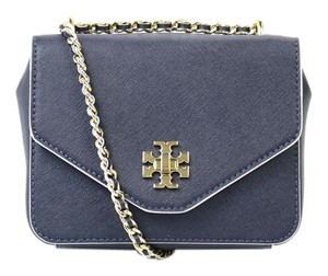 Tory Burch Chain Leather Mini Cross Body Bag