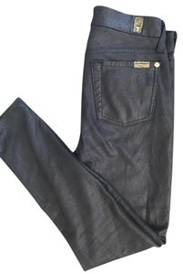 7 For All Mankind Jeggings-Coated