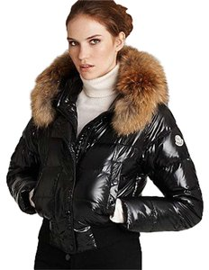 Moncler Winter Black Jacket