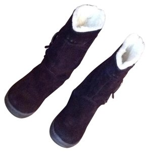 White Mountain Chocolate brown Boots