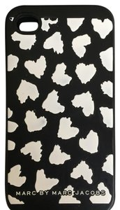 Marc Jacobs Black With White Hearts