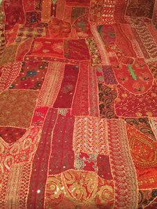 Handmade In India - Patchwork Photo Backdrop