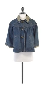 Marc by Marc Jacobs Blue Denim Jacket