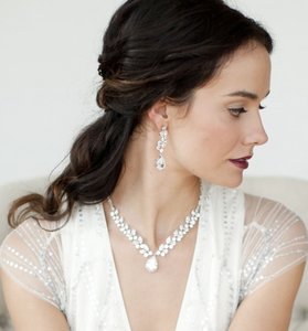 Mariell Breathtaking Jewelry Set