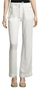 Joie Wide Leg Pants Porcelain