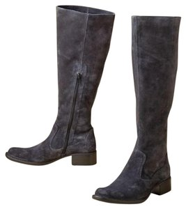 Crown by Børn Suede Tall Grey Boots