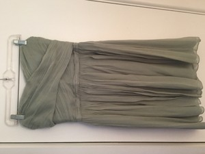 J.Crew Dusty Shale Dusty Shale Bridesmaid Dress Dress
