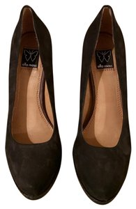 Ella Moss Black suede Pumps
