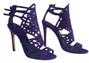 B Brian Atwood Purple Pumps