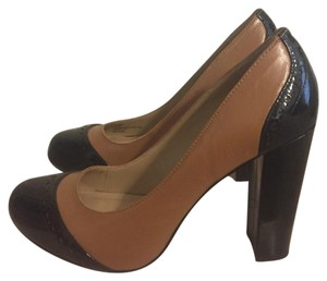 BCBGeneration Brown and Black Pumps