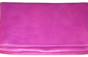 Nordstrom Purple Clutch