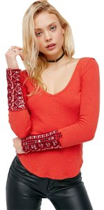 Free People Thermal Sweater