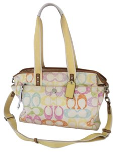 Coach Multicolor Diaper Bag