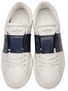 Valentino White And Blue Athletic