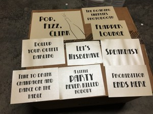 Lot Of 1920s Decor Other