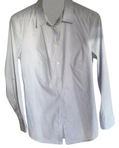 United Colors of Benetton Button Down Shirt Light blue