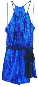 Jay Godfrey Sequin Halter Dress
