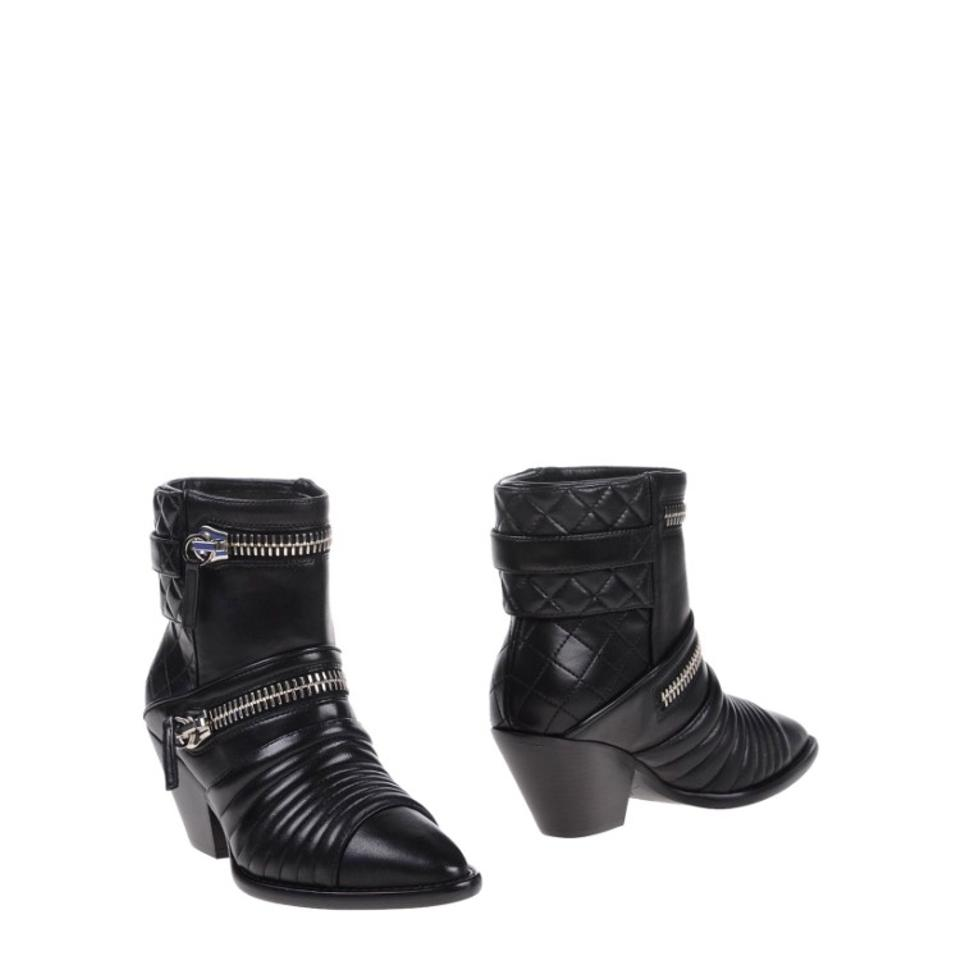 woman widely Giuseppe Zanotti Black 146533 Boots/Booties Highly appreciated and widely woman trusted in and out 5dd5e8