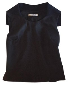 Jil Sander Top Navy