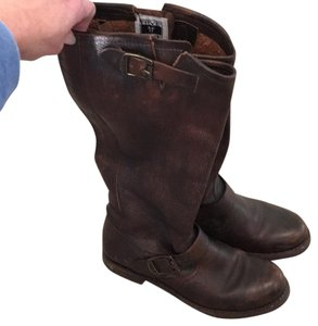 Frye Dark brown vintage Boots