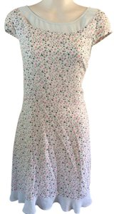 French Connection short dress Floral Chiffon Ice Cooler on Tradesy
