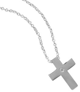 Other Diamond Cross Necklace