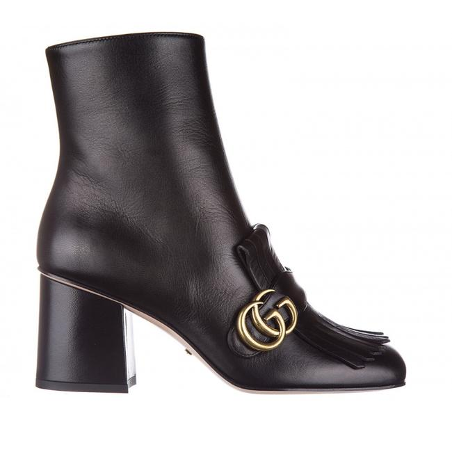 Item - Black Marmont Ankle Boots