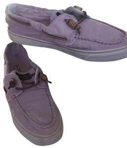 Sperry Lilac Athletic