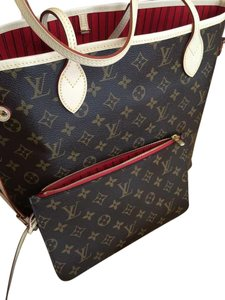 Louis Vuitton Damier Tote in Brown