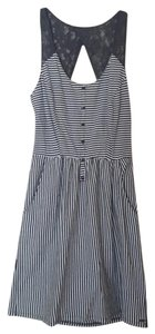 O'Neill short dress White, Gray on Tradesy