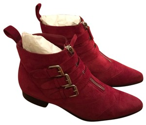 Tabitha Simmons Red Boots