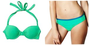 Anthropologie Anthropologie Mix & Match Bikini Two-Piece Swimsuit