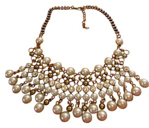 Anthropologie Cleopatra Bib Necklace