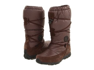 Mephisto Willow Allrounder Snowwinter Puffy Brown Boots