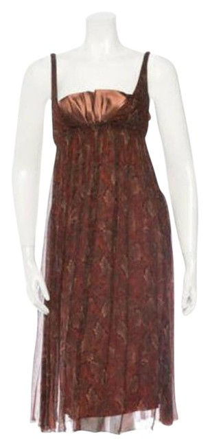 Preload https://img-static.tradesy.com/item/19780407/burberry-brown-silk-print-midi-satin-trim-mid-length-workoffice-dress-size-4-s-0-1-650-650.jpg