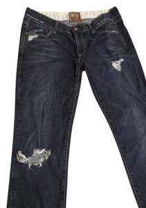 Rich & Skinny Straight Leg Jeans-Distressed