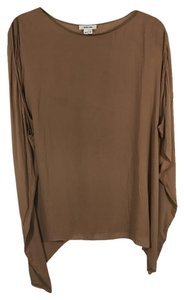 Helmut Lang Top Brown