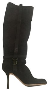 Dior Brown Boots