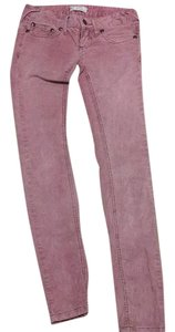 Free People Skinny Pants Soft pink