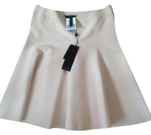 BCBGMAXAZRIA Skirt pink salmon cream