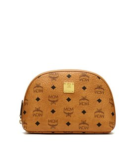 MCM Heritage Cosmetic Large Pouch