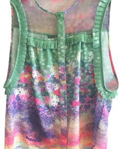 Timo Weiland Top Multi Floral