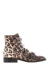 Givenchy Leather Multi Boots