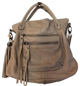 Lucky Brand Satchel in Clay