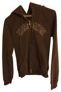 Abercrombie & Fitch Full Zip & Af Sweatshirt