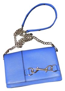 Rebecca Minkoff Silver Chain Cross Body Bag