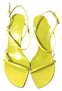 Prada Lime green Formal