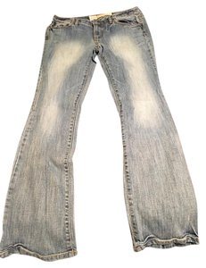 Ann Taylor Loft Loft Slim Slim Boot Cut Jeans-Medium Wash