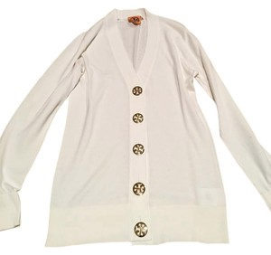 Tory Burch Button Down Shirt White